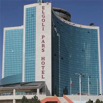 Pars Eagle Goli hotel in Tabriz