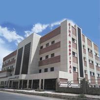 Sina Hospital in Semnan